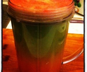 Cool Greens & Watermelon Juice