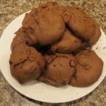 Teff Chocolate Chip Pumpkin Spice Cookies