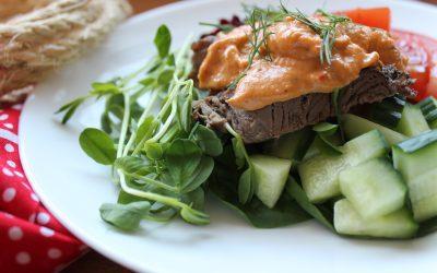 Calgary Stampede 102 Salad