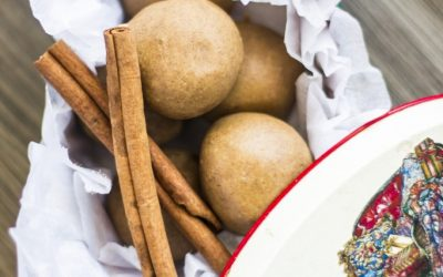 Cashew Spice Truffles