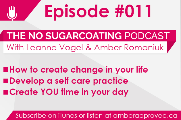 Podcast Episode #011: Self-Care Special!