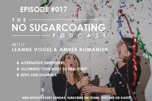 Podcast Episode #017: Sweeteners, Ongoing Health Issues, and Your Poo