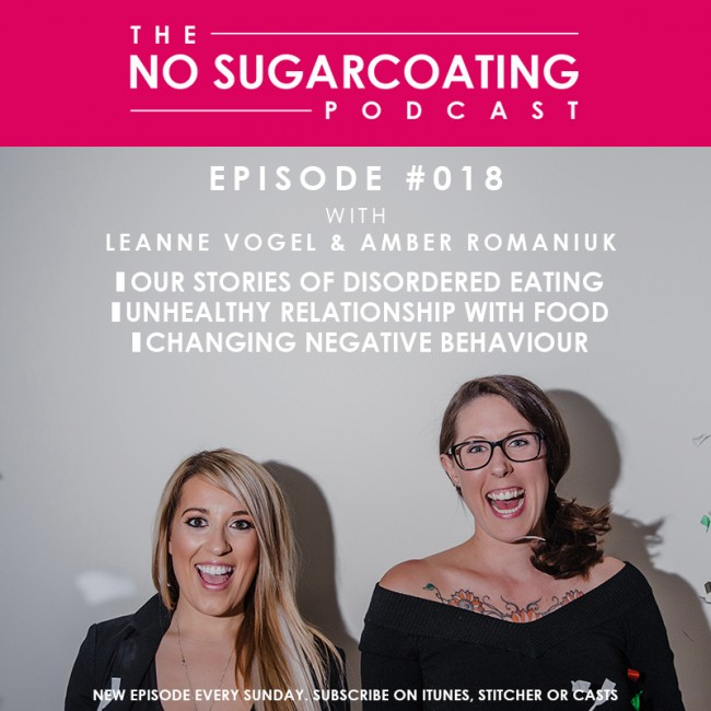 Podcast Episode #018: Disordered Eating: Imbalances, Signs and Catalysts for Change