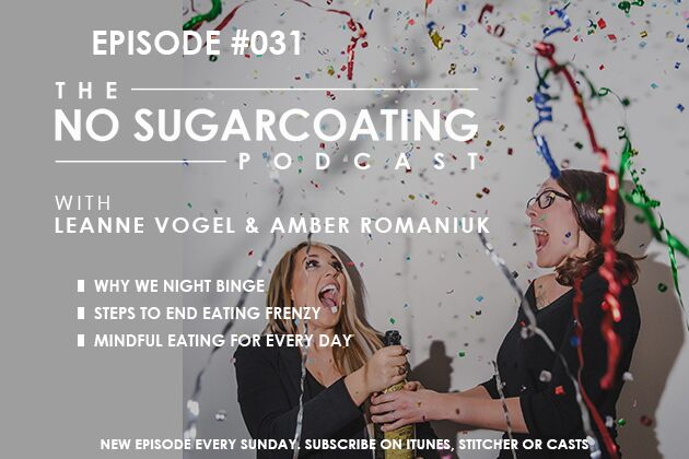 Podcast Episode #31: Nighttime Binging