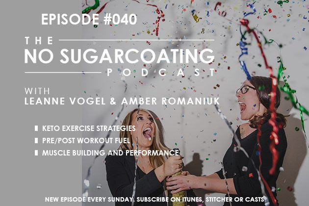 Podcast Episode #40: You CAN Exercise on Keto