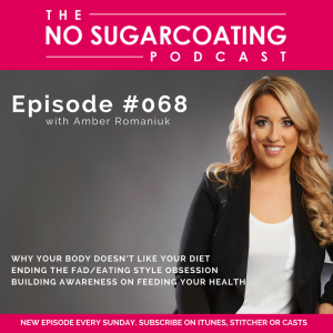 Podcast Episode #68: Why Your Body Doesn't Like Your Diet, Ending The Fad/Eating Style Obsession & Building Awareness on Feeding Your Health