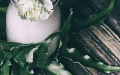 White Coconut Smoothie