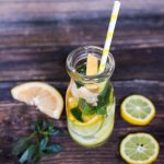 citrus-mint-water
