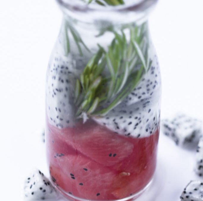 rosemary-watermelon-dragon-fruit-water