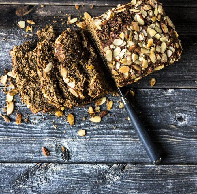 Chai Spice Zucchini Loaf