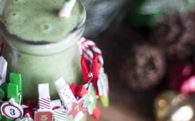 Mint Coconut Smoothie
