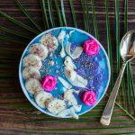 Banana-blue-smoothie-bowl