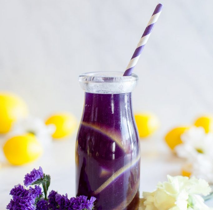 Blue Majik Lemon Infused Water