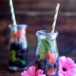 Watermelon-Blueberry-water