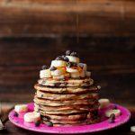 banana-chocolate-chip-pancakes
