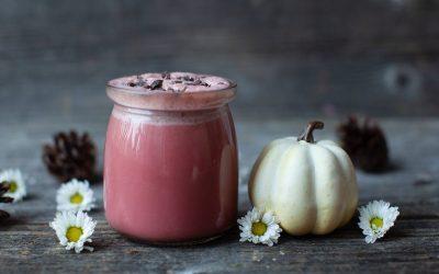 Warm Beet Hot Chocolate