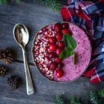 Cranberry-Smoothie-Bowl