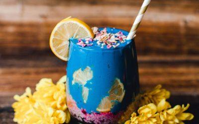 Blackberry Chia – Blue Lemon Smoothie