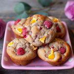 Raspberry Lemon Muffin Recipe