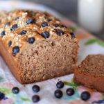 Oat Blueberry Banana Loaf Recipe