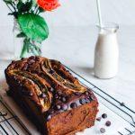 Banana Chocolate Chip Swirl Loaf Recipe
