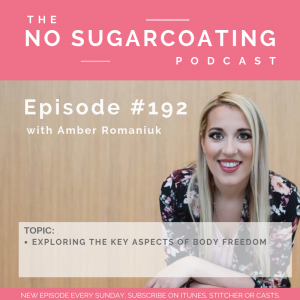 In this episode of The No Sugarcoating Podcast I am talking about:  -- The Negative Side Effects of Dieting -- Common Health Imbalances Diets May Fuel -- Being Patient With Your Health Journey