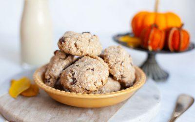 Oatmeal Cinnamon Raisin Cookies