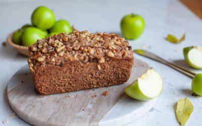 Apple Cinnamon Spice Loaf