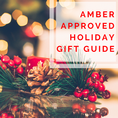 Amber Approved Holiday Gift Guide 2019