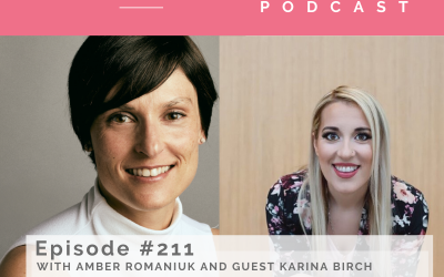 Episode #211 Importance of Natural Skincare with Karina Birch