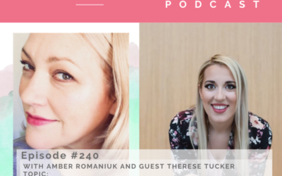 Episode #240 Psychological Judgement of our Bodies, The Body Intuitive Connection and Ways We Can Tune into our Intuition with guest Therese Tucker